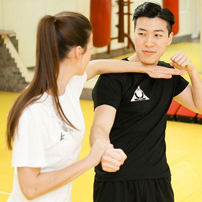 SGU Kampfkunstschulen Wing Tsun für Jugendliche